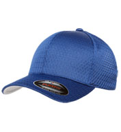Yupoong Six Panel Low Profile Athletic Mesh Flexfit Cap