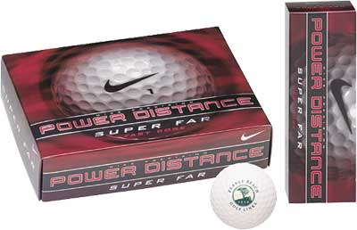 Nike Golf Ball Power Distance Super Far