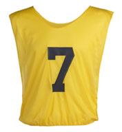 Adult Football Scrimmage Vest