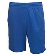 Teamwork 4451 Pocketed Micro Mesh Shorts - Adult Mens