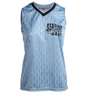 Teamwork 1640 Breeze Soccer Jersey - Ladies