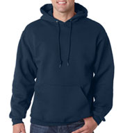 Jerzees Hooded Photo Sweatshirt - Mens