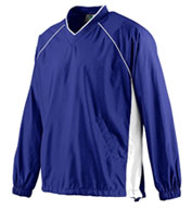 Adult Micro Poly Pullover Jacket
