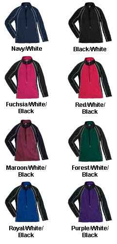 Ladies Olympian Team Jacket by Charles River Apparel - All Colors
