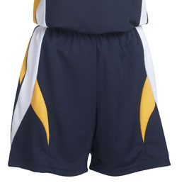 Teamwork 4841 Deluxe Stinger Cool Mesh Softball Shorts - Womens