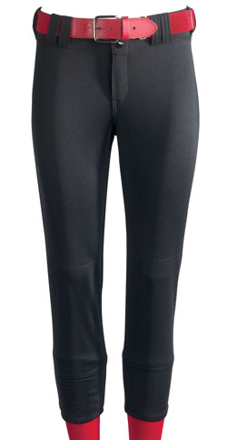 Teamwork 3242 Modified Low Rise Softball Pant - Womens