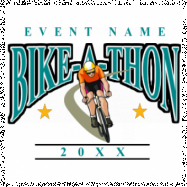 Bike A Thon-213 (Full Color)
