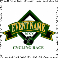 Cycling Race-206 (Full Color)
