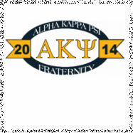 Alpha Kappa Psi-2771 Full-Color Shirt Designs