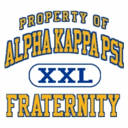 Alpha Kappa Psi-599 Full-Color Shirt Designs