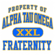 Alpha Tau Omega-599 Full-Color Shirt Designs