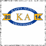 Kappa Alpha-2771 Full-Color Shirt Designs