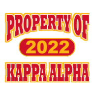 Kappa Alpha-514 Full-Color Shirt Designs