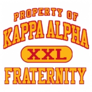 Kappa Alpha-599 Full-Color Shirt Designs