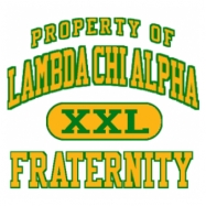 Lambda Chi Alpha-599 Full-Color Shirt Designs