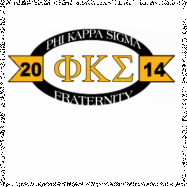 Phi Kappa Sigma-2771 Full-Color Shirt Designs
