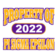 Pi Sigma Epsilon-514 Full-Color Shirt Designs