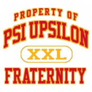 Psi Upsilon-599 Full-Color Shirt Designs