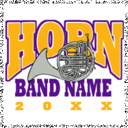 Horn-204 (Full Color)