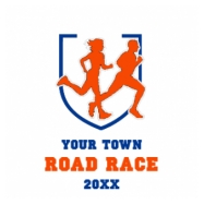 Running And Road Race-2948 (Full Color)