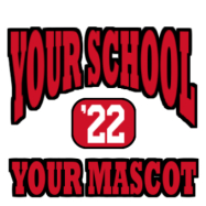 Jersey Community High School Full-Color Shirt Designs School Killer App-2781