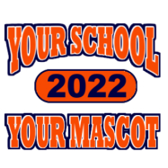 Ellet High School Full-Color Shirt Designs School Killer App-514