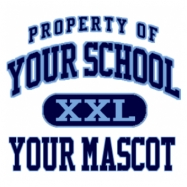 Broomfield High School Full-Color Shirt Designs School Killer App-599