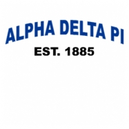 Alpha Delta Pi-2761 Full-Color Shirt Designs