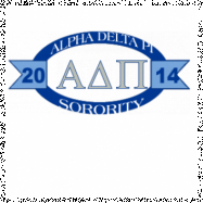 Alpha Delta Pi-2771 Full-Color Shirt Designs