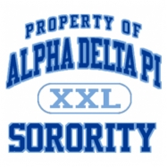 Alpha Delta Pi-599 Full-Color Shirt Designs