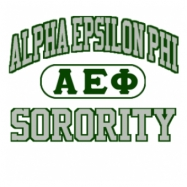 Alpha Epsilon Phi-2768 Full-Color Shirt Designs