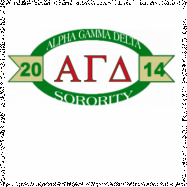 Alpha Gamma Delta-2771 Full-Color Shirt Designs