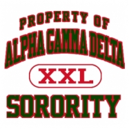 Alpha Gamma Delta-599 Full-Color Shirt Designs