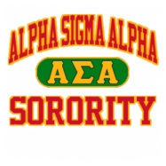 Alpha Sigma Alpha-2768 Full-Color Shirt Designs
