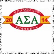 Alpha Sigma Alpha-2771 Full-Color Shirt Designs