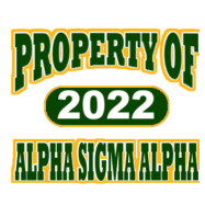 Alpha Sigma Alpha-514 Full-Color Shirt Designs