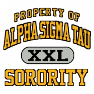 Alpha Sigma Tau-599 Full-Color Shirt Designs