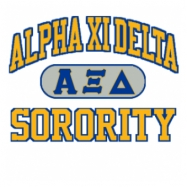 Alpha Xi Delta-2768 Full-Color Shirt Designs
