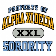 Alpha Xi Delta-599 Full-Color Shirt Designs