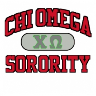 Chi Omega-2768 Full-Color Shirt Designs