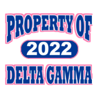Delta Gamma-514 Full-Color Shirt Designs