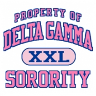 Delta Gamma-599 Full-Color Shirt Designs