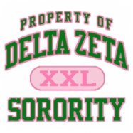 Delta Zeta-599 Full-Color Shirt Designs