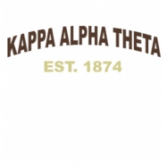 Kappa Alpha Theta-2761 Full-Color Shirt Designs