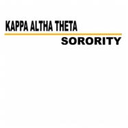 Kappa Alpha Theta-2763 Full-Color Shirt Designs