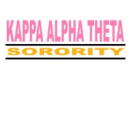Kappa Alpha Theta-2764 Full-Color Shirt Designs