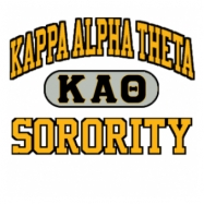 Kappa Alpha Theta-2768 Full-Color Shirt Designs