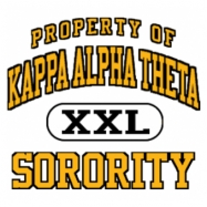 Kappa Alpha Theta-599 Full-Color Shirt Designs