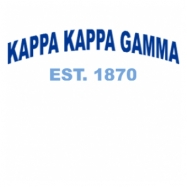 Kappa Kappa Gamma-2761 Full-Color Shirt Designs