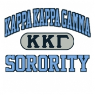 Kappa Kappa Gamma-2768 Full-Color Shirt Designs
